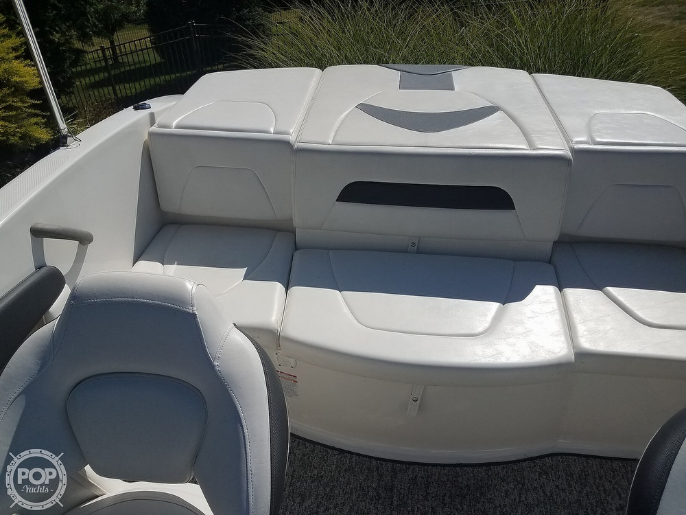 2012 Chaparral boat for sale, model of the boat is 18 H2O & Image # 12 of 41
