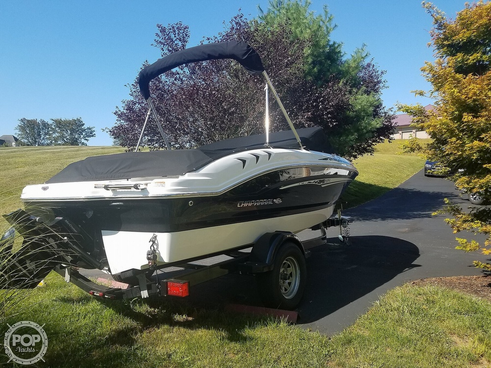 2012 Chaparral boat for sale, model of the boat is 18 H2O & Image # 5 of 41