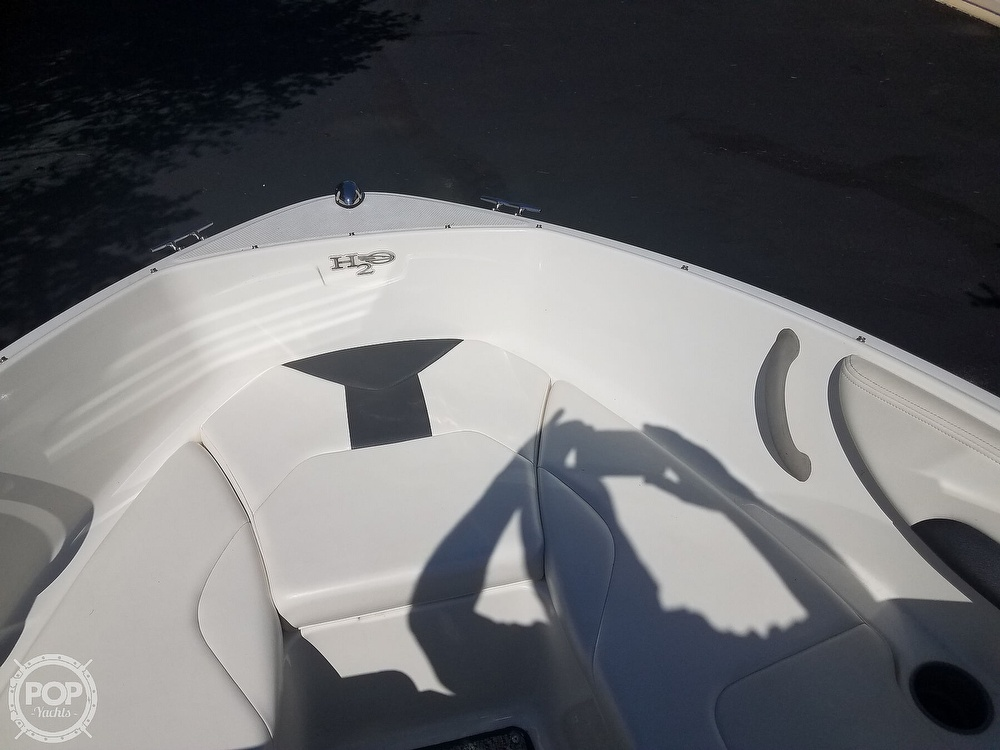 2012 Chaparral boat for sale, model of the boat is 18 H2O & Image # 18 of 41