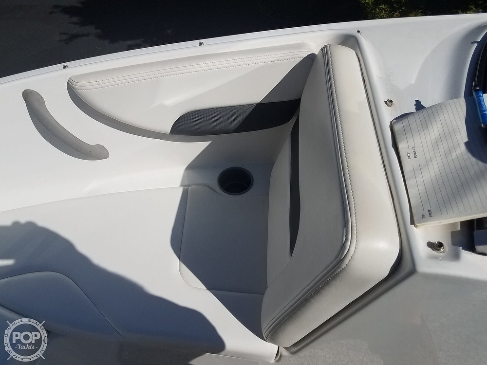2012 Chaparral boat for sale, model of the boat is 18 H2O & Image # 20 of 41