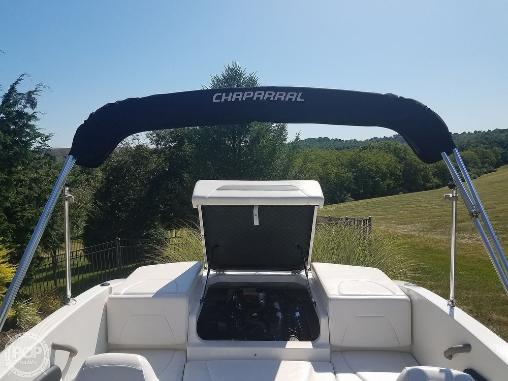 2012 Chaparral boat for sale, model of the boat is 18 H2O & Image # 36 of 41
