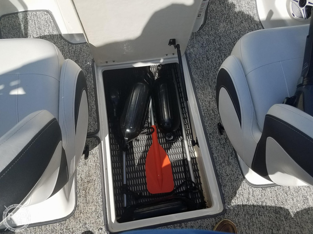 2012 Chaparral boat for sale, model of the boat is 18 H2O & Image # 37 of 41