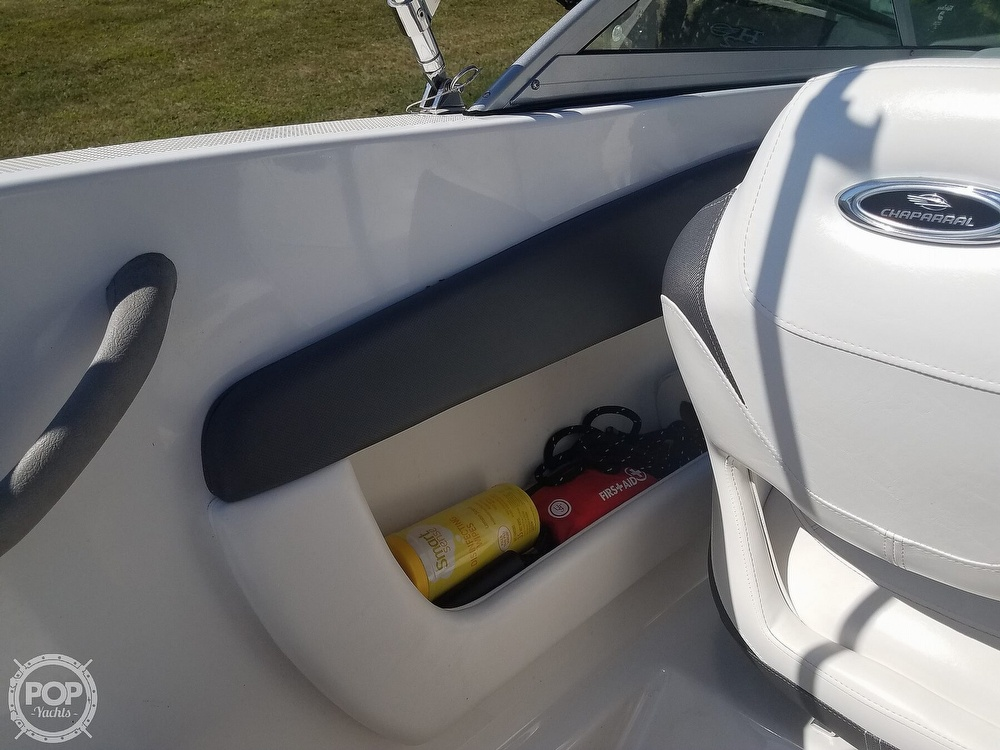 2012 Chaparral boat for sale, model of the boat is 18 H2O & Image # 40 of 41