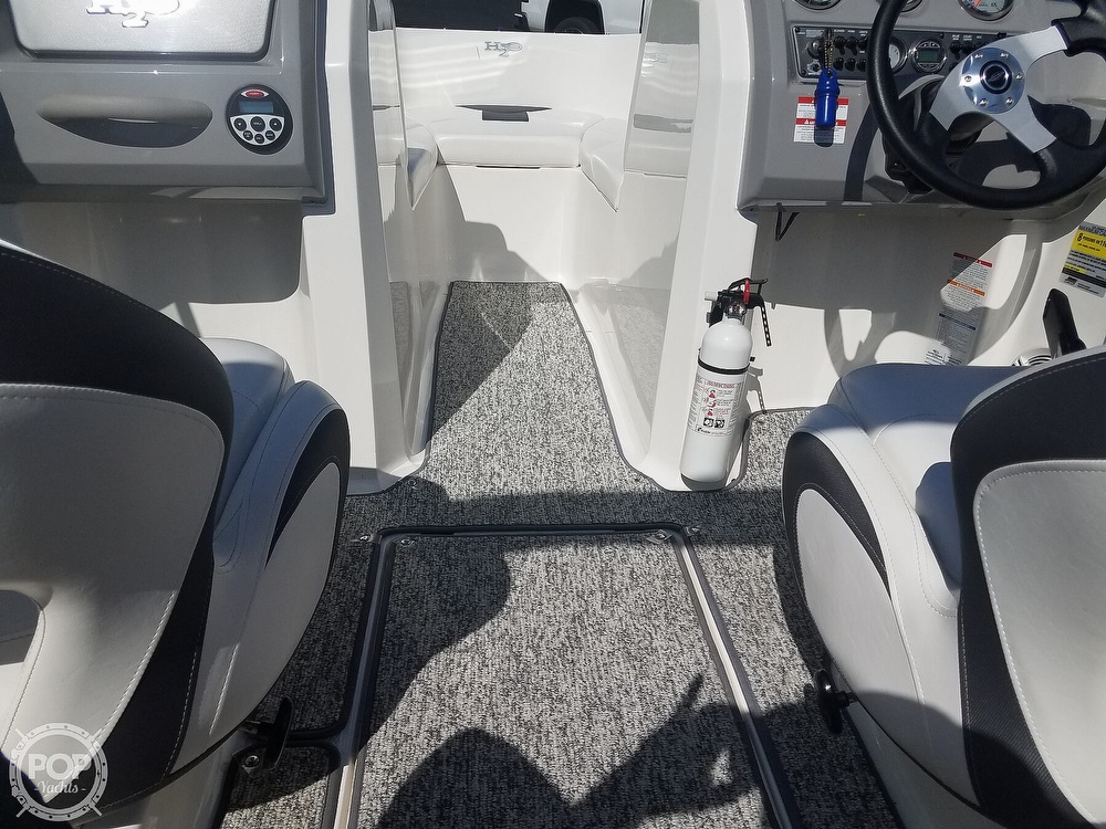 2012 Chaparral boat for sale, model of the boat is 18 H2O & Image # 41 of 41