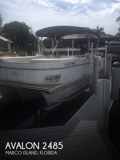 Used Avalon Boats For Sale by owner | 2013 Avalon Catalina 2485ENT