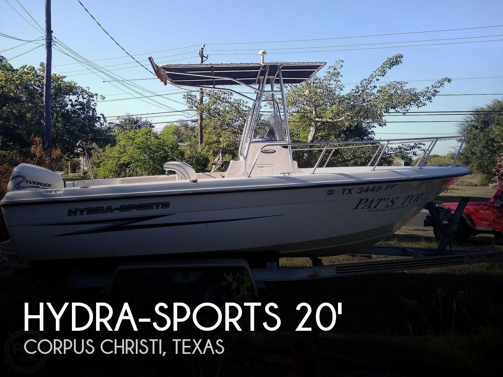 2000 Hydra-Sports 212 Seahorse