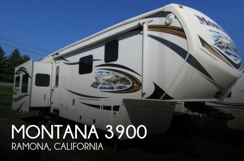 2013 Keystone Montana 3900