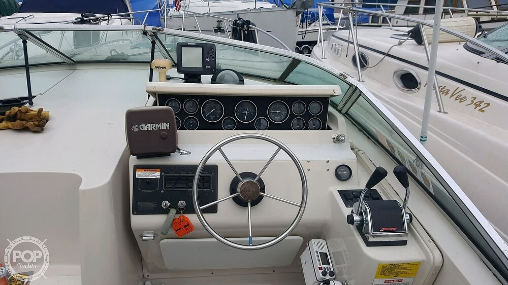 1989 Wellcraft boat for sale, model of the boat is Monaco 3000 & Image # 13 of 40