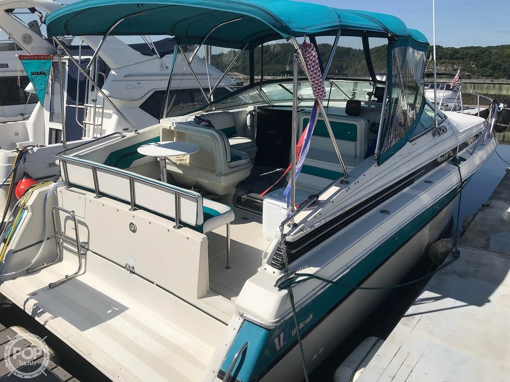 1989 Wellcraft boat for sale, model of the boat is Monaco 3000 & Image # 2 of 40