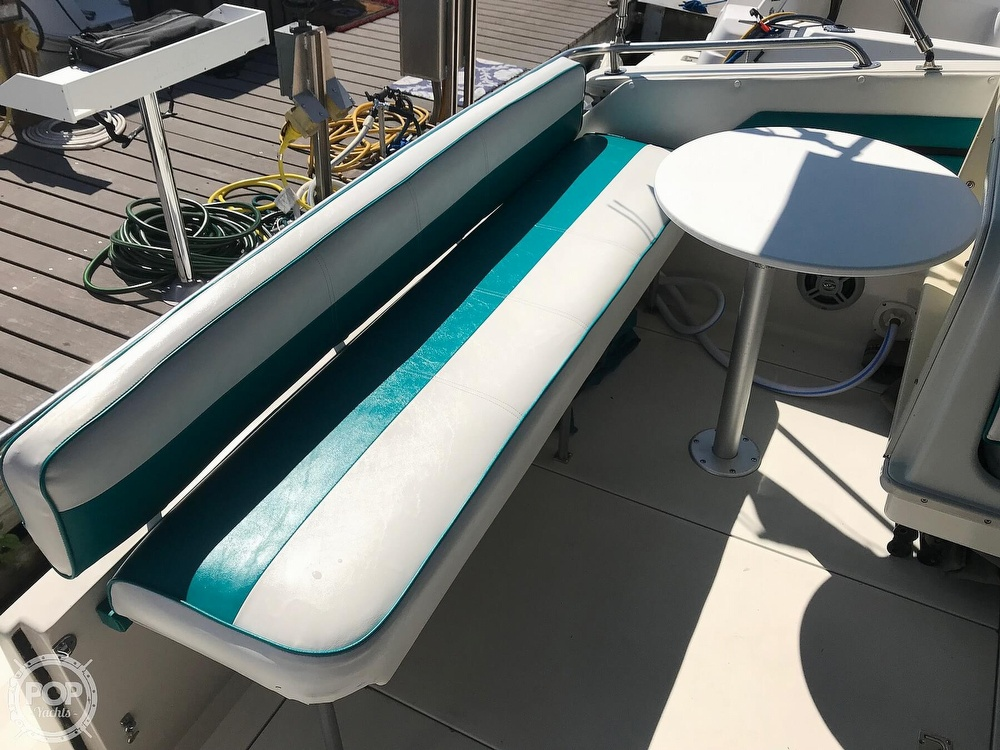 1989 Wellcraft boat for sale, model of the boat is Monaco 3000 & Image # 23 of 40