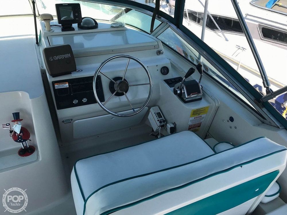 1989 Wellcraft boat for sale, model of the boat is Monaco 3000 & Image # 26 of 40