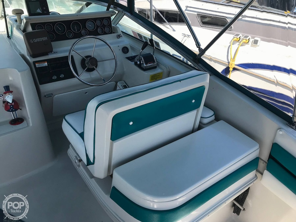 1989 Wellcraft boat for sale, model of the boat is Monaco 3000 & Image # 27 of 40