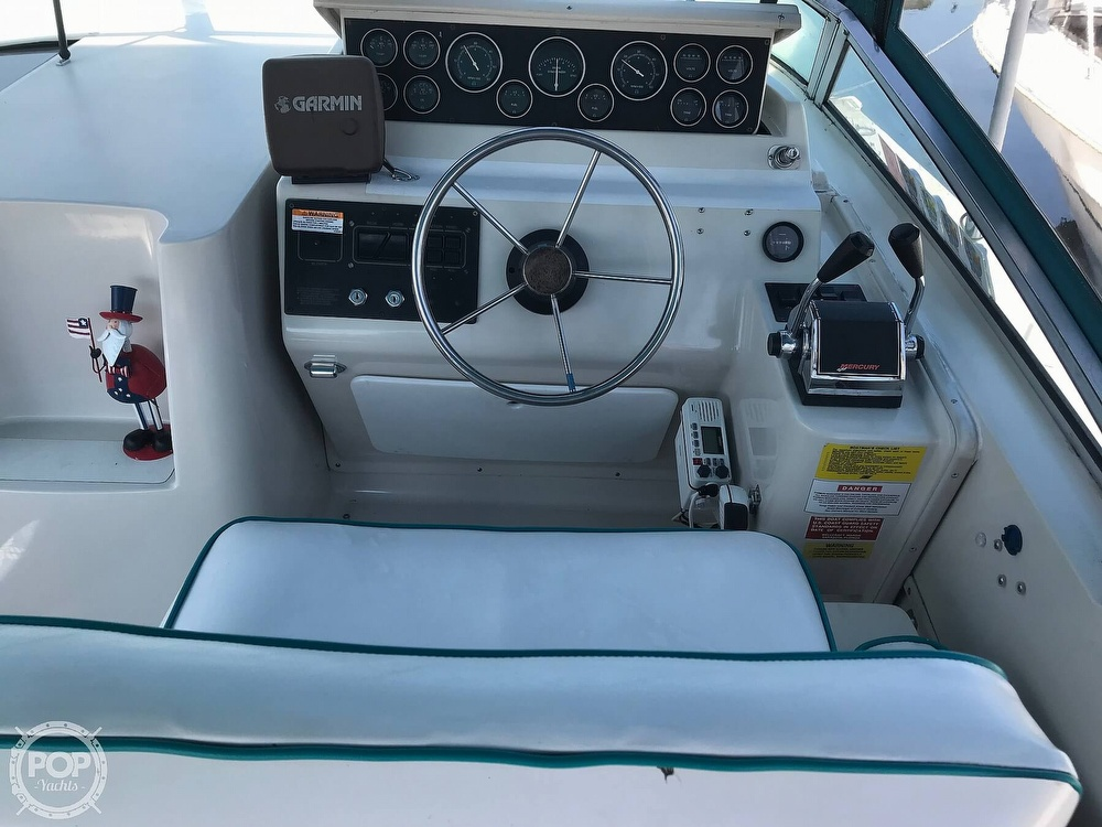 1989 Wellcraft boat for sale, model of the boat is Monaco 3000 & Image # 3 of 40