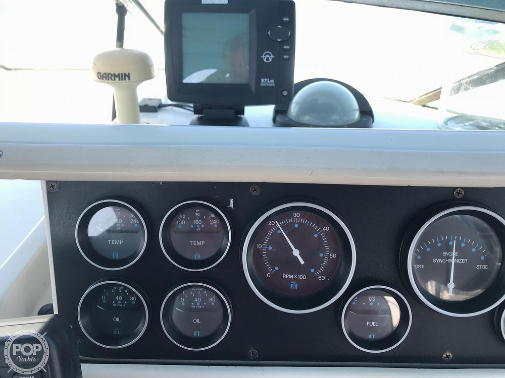 1989 Wellcraft boat for sale, model of the boat is Monaco 3000 & Image # 29 of 40