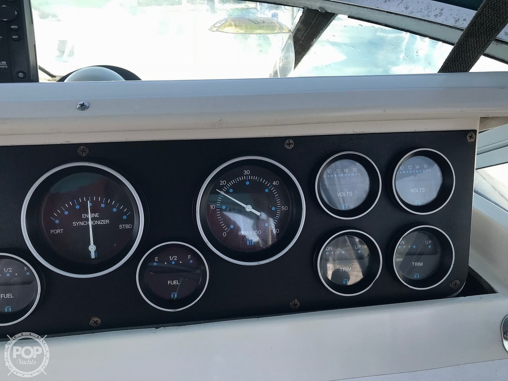 1989 Wellcraft boat for sale, model of the boat is Monaco 3000 & Image # 30 of 40