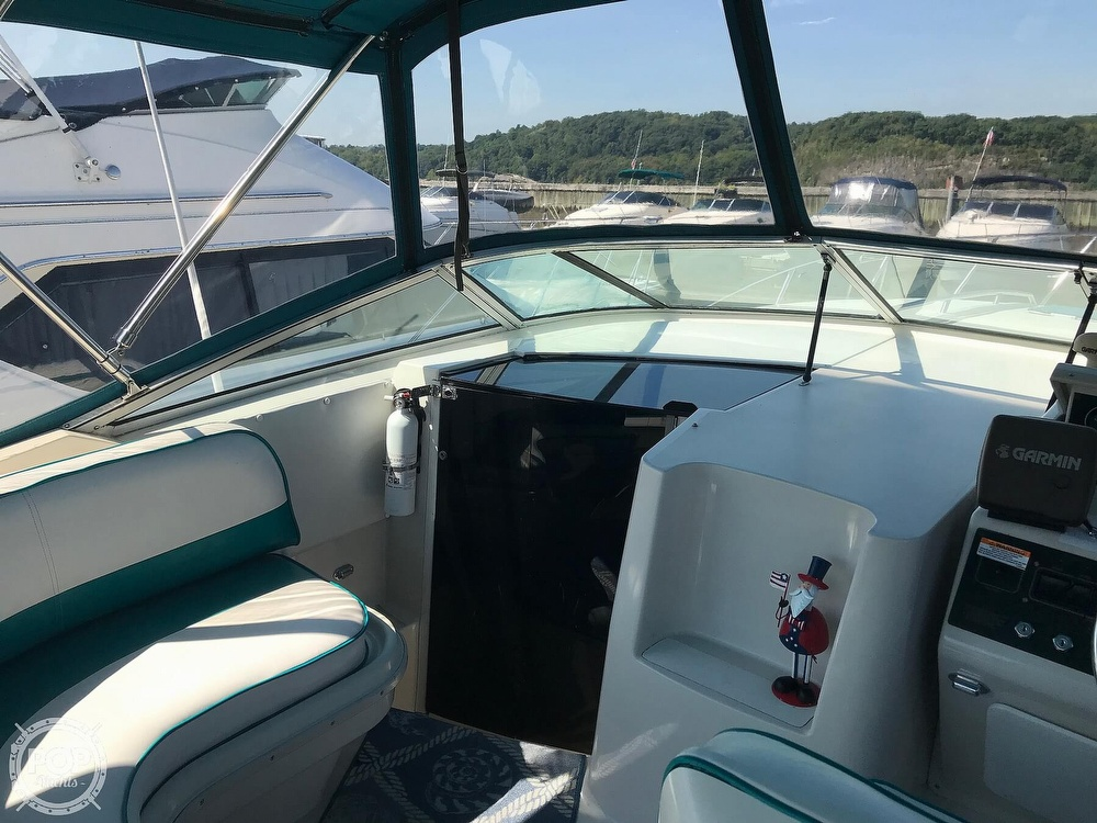 1989 Wellcraft boat for sale, model of the boat is Monaco 3000 & Image # 5 of 40