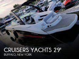 2016 Cruisers 298 SS