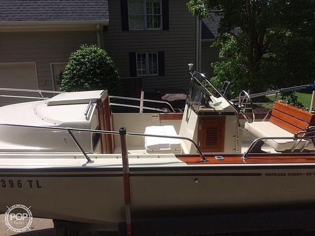 1984 Boston Whaler 22' - image 31