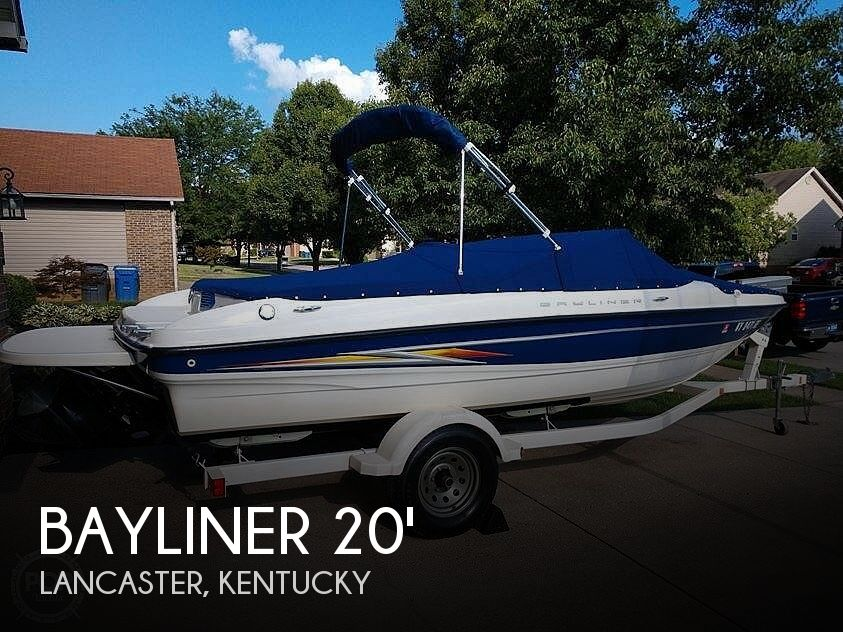 Used Bayliner Boats For Sale in Lexington, Kentucky by owner | 2005 Bayliner 205 Br