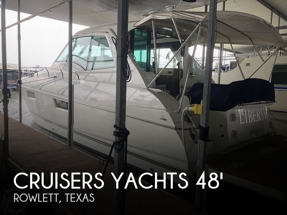 Used Motoryachts For Sale by owner | 2011 Cruisers Yachts 48