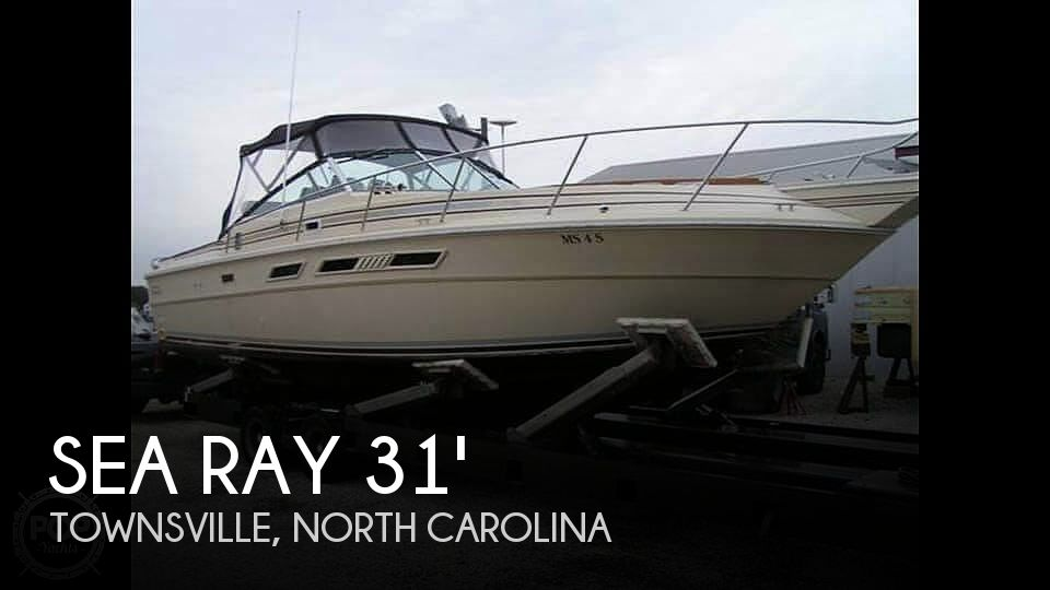 Used Sea Ray SR310 Vanguard Boats For Sale by owner | 1980 Sea Ray SR310 Vanguard