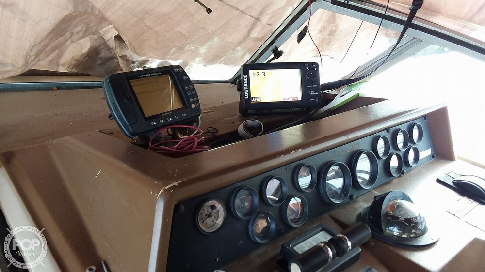 1980 Sea Ray boat for sale, model of the boat is SR310 Vanguard & Image # 9 of 41