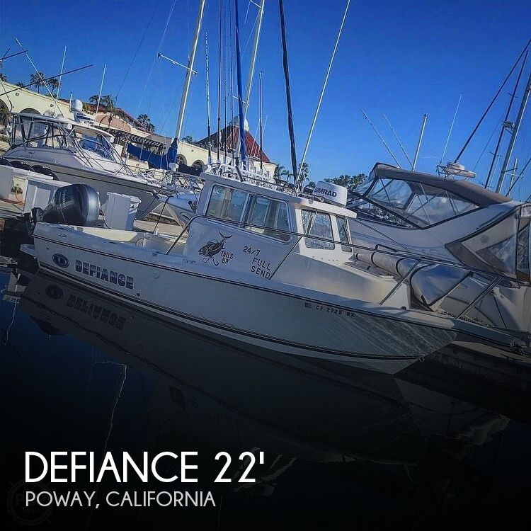 Used Defiance Boats For Sale by owner | 2015 Defiance 22 Admiral