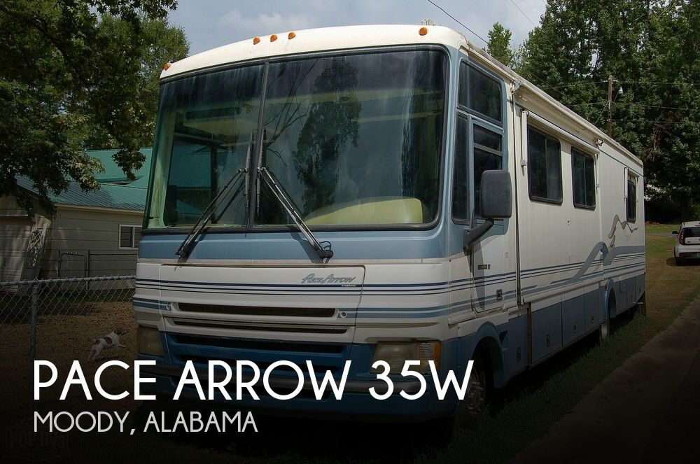 1999 Fleetwood Pace Arrow 35W