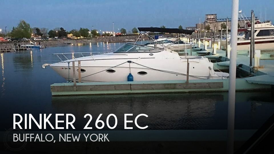 Used Rinker Boats For Sale in New York by owner | 2010 Rinker 260 EC