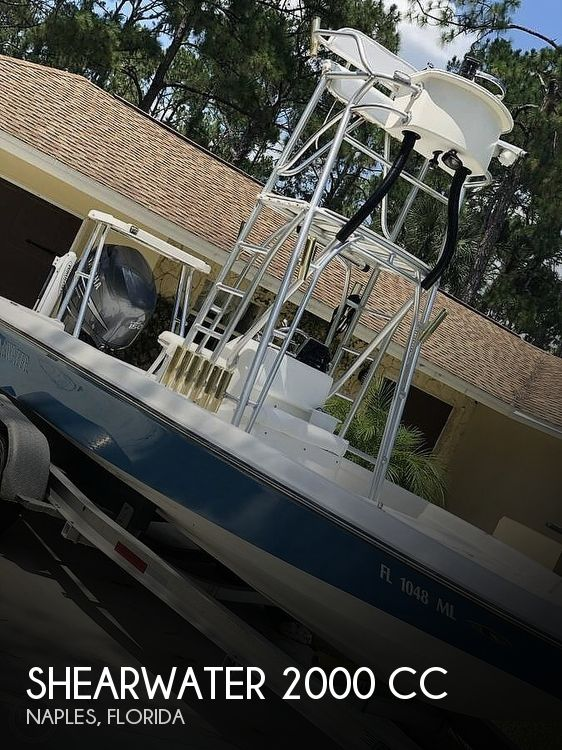 Used Shearwater Boats For Sale by owner | 2004 Shearwater 2000 CC