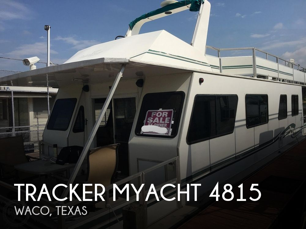 2005 TRACKER BOATS MYACHT 4815 for sale