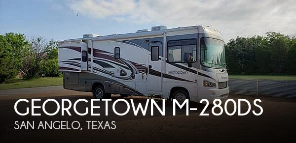 2012 Forest River Georgetown M-280DS