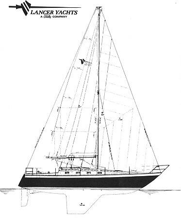 1980 Lancer 36 - #1