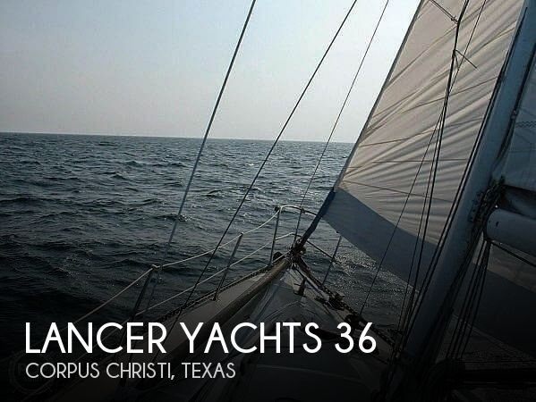 Used Sailboats For Sale in Corpus Christi, Texas by owner | 1980 Lancer Yachts 36