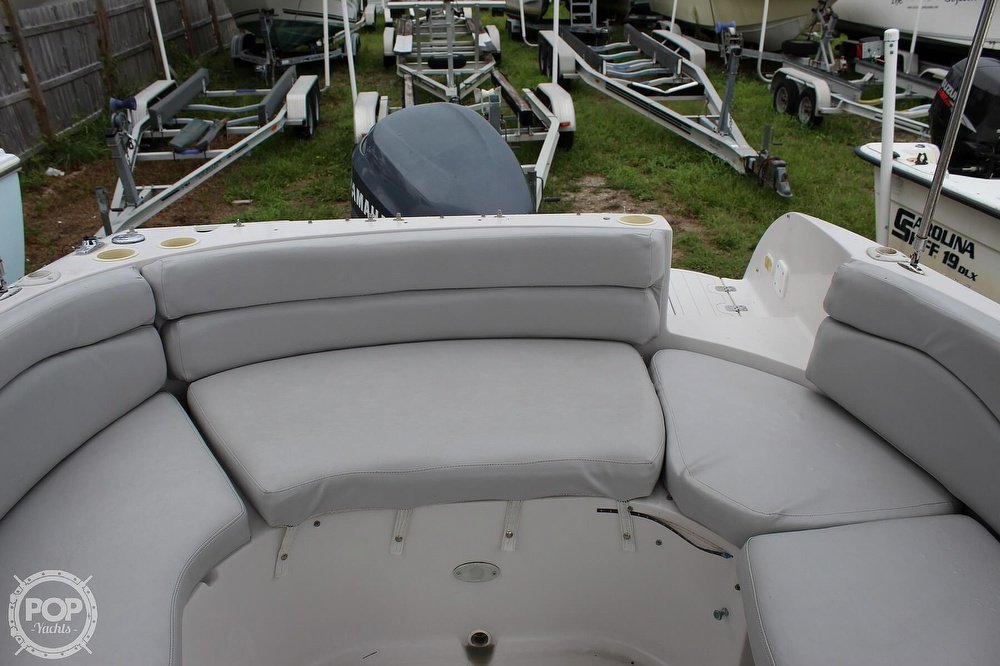 2004 Smoker Craft boat for sale, model of the boat is Vectra 241 DB & Image # 16 of 40