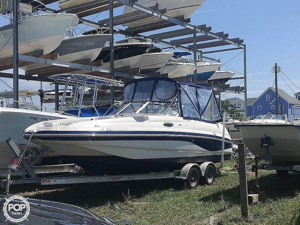 2004 Smoker Craft boat for sale, model of the boat is Vectra 241 DB & Image # 2 of 40
