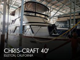 1973 Chris-Craft 360 Commander