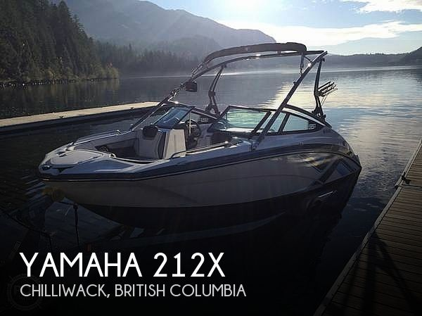 Used Yamaha Ski Boats For Sale by owner | 2015 Yamaha 212X
