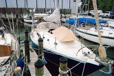 Ericson Yachts 35 MKII Cutter-Rigged Sloop, 35, for sale