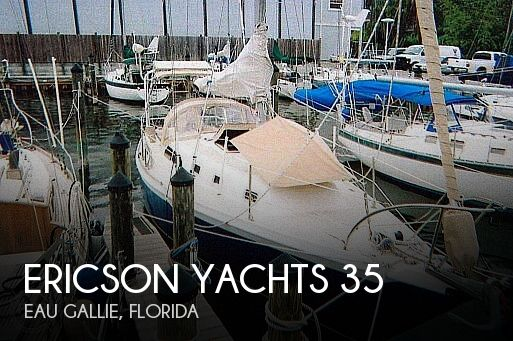 Used Ericson Boats For Sale by owner | 1974 Ericson Yachts 30