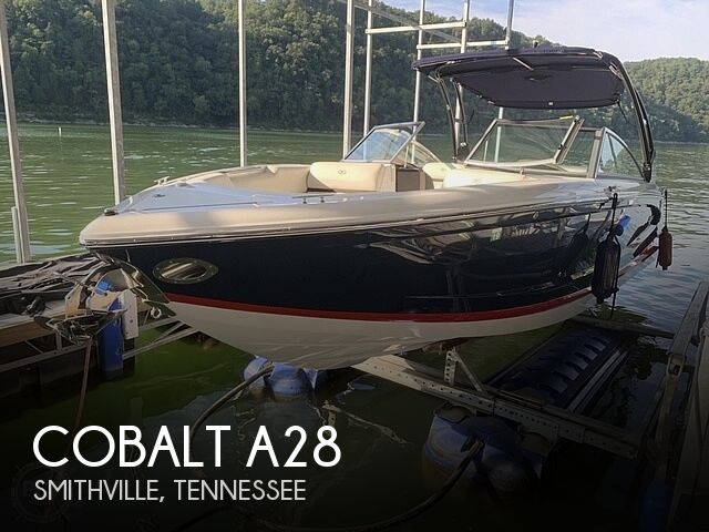 Used Boats For Sale in Nashville, Tennessee by owner | 2016 Cobalt A28