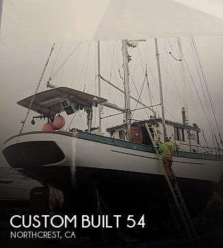 Used Custom Built Boats For Sale by owner | 1978 Custom Built 54