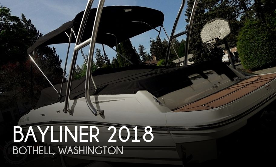 Used Bayliner bayliner Boats For Sale by owner | 2018 Bayliner 2018 Bayliner VR5