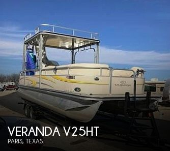 Used Veranda Boats For Sale by owner | 2008 Veranda V25HT