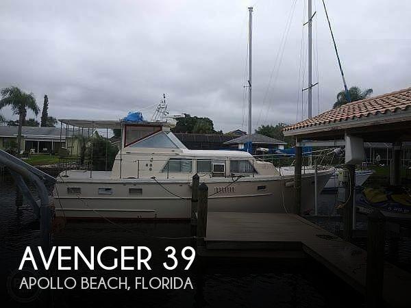 Used Avenger Boats For Sale by owner | 1968 Avenger 39