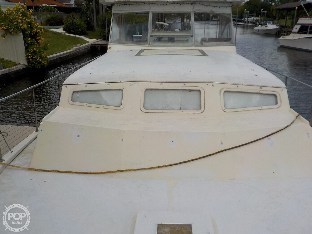 1968 Avenger boat for sale, model of the boat is 39 & Image # 6 of 40