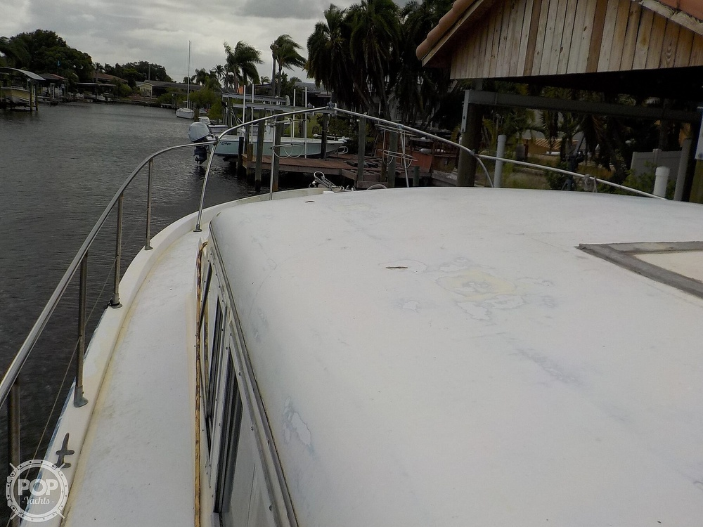 1968 Avenger boat for sale, model of the boat is 39 & Image # 7 of 40