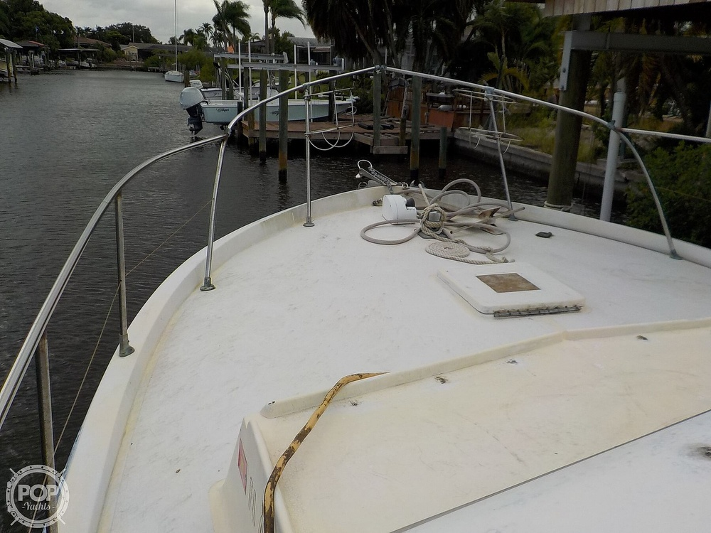 1968 Avenger boat for sale, model of the boat is 39 & Image # 8 of 40