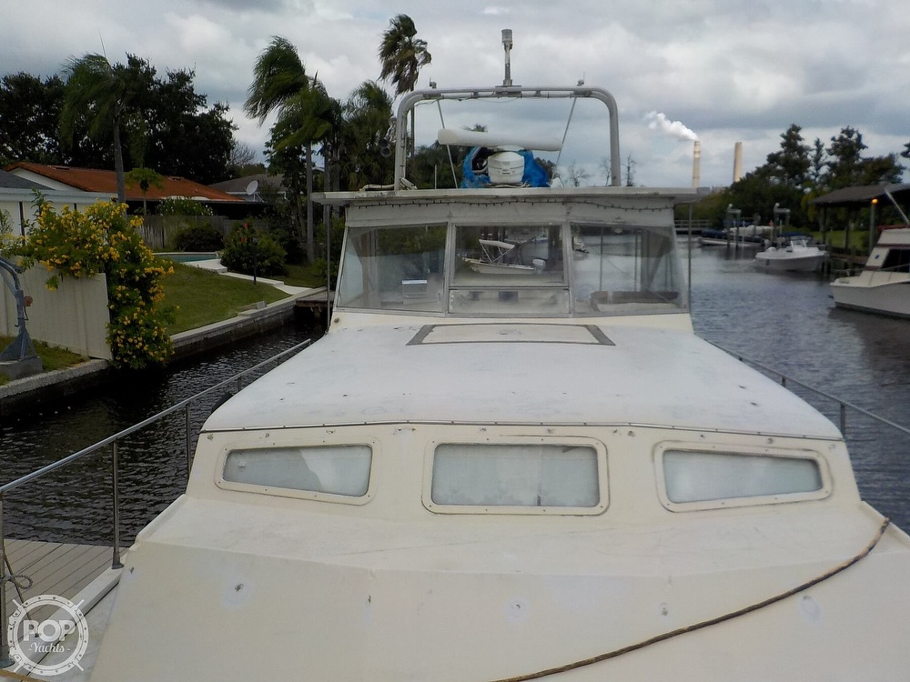 1968 Avenger boat for sale, model of the boat is 39 & Image # 9 of 40