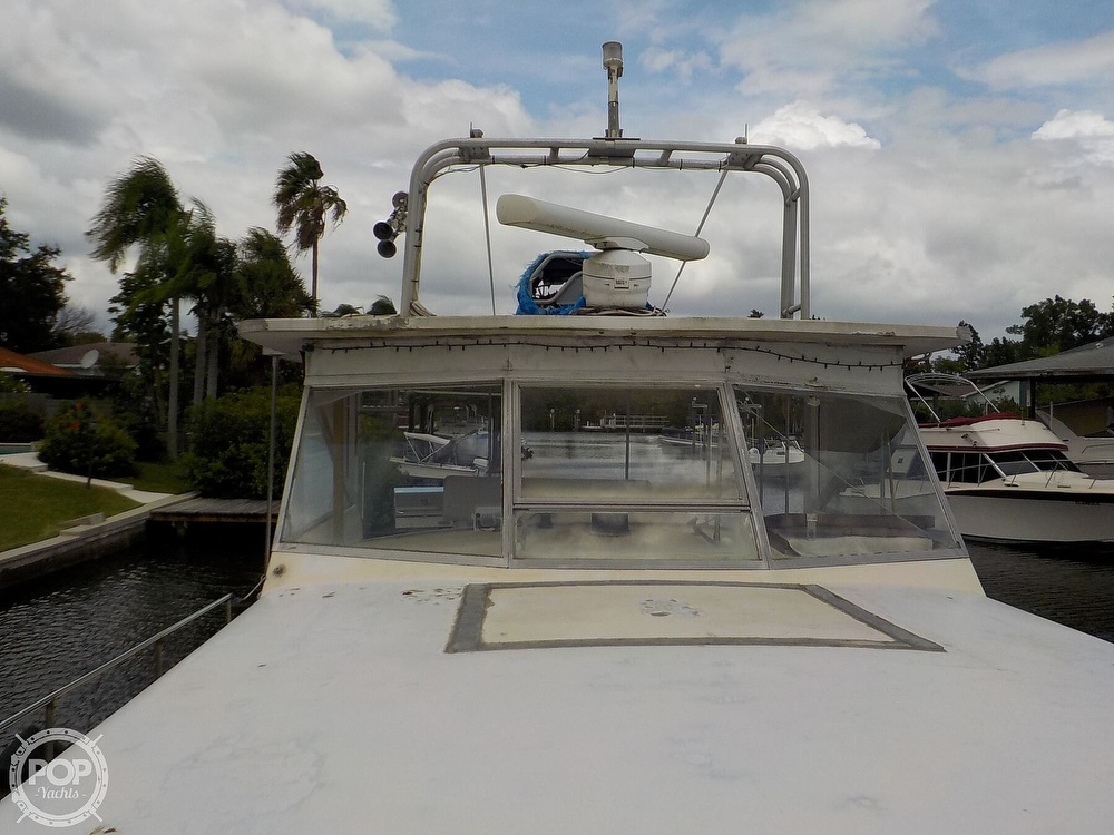 1968 Avenger boat for sale, model of the boat is 39 & Image # 10 of 40
